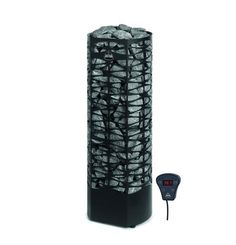 Kota Saana - Electric Sauna Heater in Black