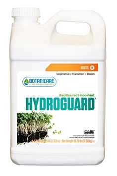 Botanicare Hydroguard Bacillus Root Inoculant 25Gallon 2Pack -- Want additional info? Click on the image.