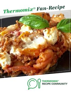Recipe CHEESY BEEF PASTA BAKE by Aussie Thermomixer, learn to make this recipe easily in your kitchen machine and discover other Thermomix recipes in Pasta & rice dishes. Minced Beef Recipes, Mince Recipes, Savoury Recipes, Healthy Dinner Recipes, Yummy Recipes, Recipies, Thermomix Recipes Healthy, Cooking Recipes