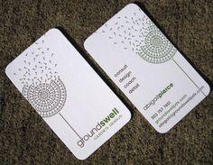 Garden Design Business Cards white landscape design business cards | vistaprint | business card