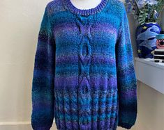 Traditional Hand Knits and Custom Knitwear by Bexknitwear on Etsy