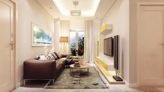 Small Long Living Room Ideas Luxury Narrow Living Room Ideas Decorate My Narrow Rooms, Narrow Living Room, Small Space Living, French Living Rooms, Living Room Images, Living Room Designs, Brown And Green Living Room, Long Narrow Kitchen, Rectangular Living Rooms