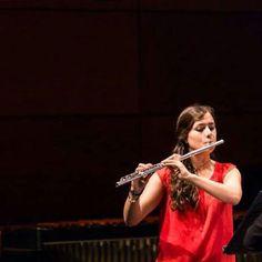 Patrícia Pires, flauta