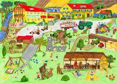 Urlaub auf dem Bauernhof mit Kinder:Ferien mit Familie in Bayern