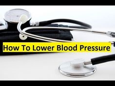 How To Lower Blood Pressure - Exercise To Reduce Blood Pressure