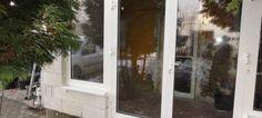 Montáž hliníkových dverí - Bratislava