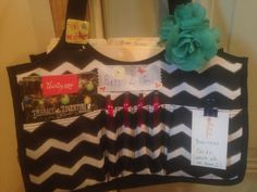 My catalog Party2Go bag! This keep-it tote will be available in the fall 2014 thirty-one catalog!