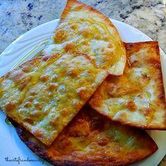 Carolyn in Carolina: Childhood Memories ~ Flour Tortillas with Honey