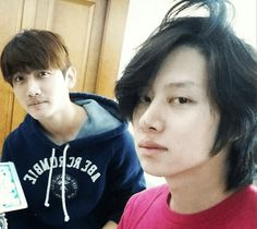"""TVXQ - Max Changmin & """"The most handsome man in the world!"""" - Kim Heechul"""