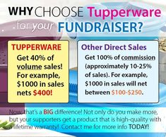 Calling all rescues, sports teams, school, teachers, churches, anyone who wants to do a fundraiser! Contact me today to get yours started!! 40% goes to your charity direct from Tupperware! What could be better! http://kimbyerly.my.tupperware.com/