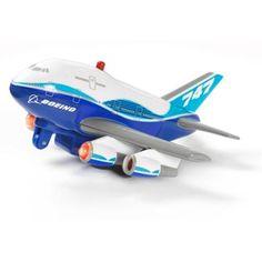 Boeing 747 Pull Back Jet