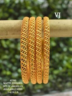 Gold Ring Designs, Gold Bangles Design, Plain Gold Bangles, Gold Jewelry Simple, Amai, Bengal, Wedding, Collection, Jewels