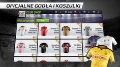 Top Eleven Menedżer Piłkarski – zrzut ekranu
