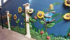 Street art in Punda Willemstad Willemstad, Street Art