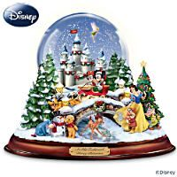 Disney Tabletop Christmas Tree: The Wonderful World Of Disney Disney Collectibles, Christmas Abbott, Christmas Snow Globes, Disney Christmas, Vintage Christmas, Christmas Christmas, Disney Snowglobes, Mickey Mouse, Classic Disney Characters