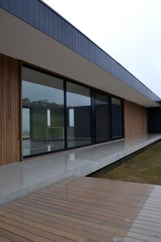 Deans Marsh holiday home. Find out more: http://modscape.com.au/projects/deans-marsh/