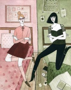 ARTIST INSPIRATION // YELENA BRYKSENKOVA