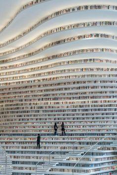 Tianjin Binhai Public Library