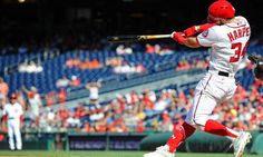 Bryce Harper and Steven Souza named MLB Players of the Week = Major League Baseball named its American and National League Players of the Week on Monday, with the honors going to Washington Nationals outfielder Bryce Harper and Tampa Bay Rays outfielder Steven Souza Jr. Harper, coming off a down-year in 2016 following his 2015 MVP campaign, looks to be…..