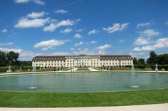 Ludwigsburg, Schloss Blühendes Barock