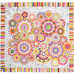 La Passacaglia Millefiori Quilts 3 by Willyne Hammerstein