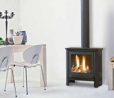 Helex gaskachel Beverly - Product in beeld - - Startpagina voor sfeerverwarmnings ideeën | UW-haard.nl