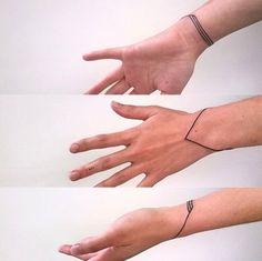 Daniel Matsumoto usa geometria, pontilhismo e muitos traços finos na pele