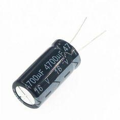 10 PCS RUBYCON Electrolytic Capacitor 220uF 35V 105C US