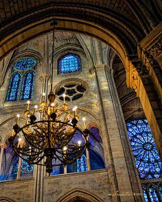 Paris Photography  Evening at Notre Dame  by SerantoniDesigns