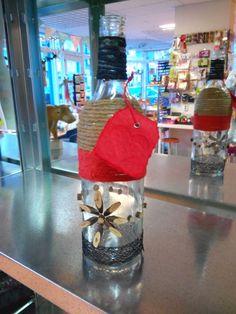 Leuke Kerstworkshop. Kijk op www.atelierannelies.nl voor meer informatie