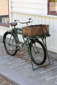 Bicicletas de trabajo, cletas útiles de ayer y hoy