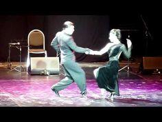 Mundial de Tango 2011 - Campeones Mundiales Escenario HD Max Van De Voorde y Solange Acosta