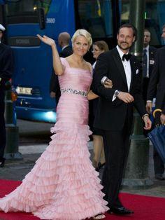 princesse mette, prince haakon