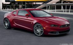Decoded: Next Generation Ford Mustang for 2015