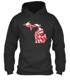 Detroit Red Wings hooded sweatshirt