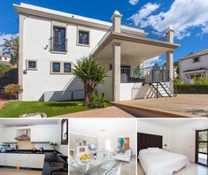 An amazing opportunity to find a competitively priced villa which has been refurbished to high standards, located in a small gated community with 24h security...