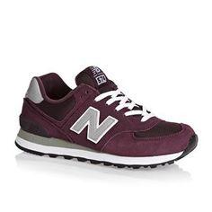 New Balance 574 Chaussures - Burgundy | Livraison gratuite dès 30€ d'achat