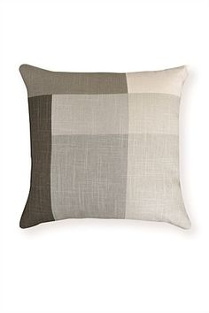 Madras Link Cushion Nord Slate