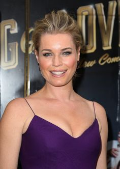 Pin for Later: 18 Stunning Nontraditional Celebrity Engagement Rings Rebecca Romijn