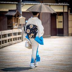 颯爽 Japanese Kimono KYOTO,JAPAN