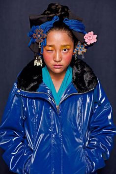 chen man is not the annie leibovitz of china, she's chen man | read | i-D