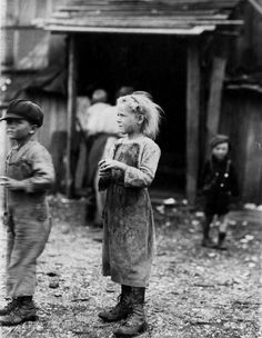 Young Worker by Lewis Hine: