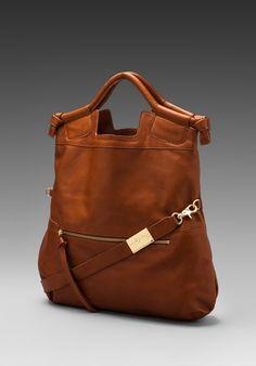 FOLEY + CORINNA Mid City Bag in Whiskey at Revolve Clothing - Free Shipping!