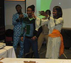 International Education Week, November 12-16, 2012