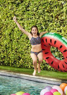 Dive into splashy new swimwear & accessories!