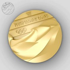 Patrick Nair 2nd Place Olympic Medal Design Competition