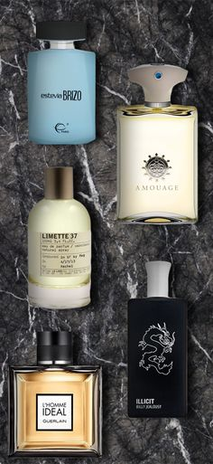 Summer #Colognes For Men - 2015
