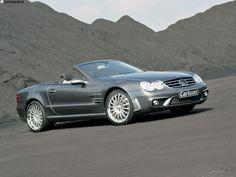 Mercedes SL 55 AMG...want