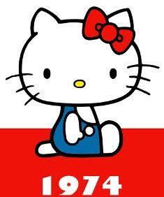 1974 Hello Kitty