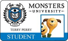 Meet the class of Monsters University - new character posters | TotalFilm.com